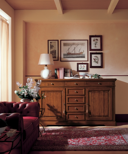 Sideboard & chanfered corners sideboards