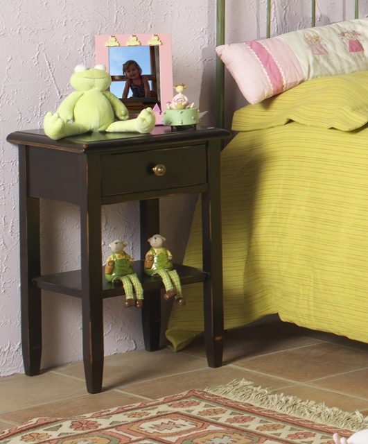 Bedside table with a drawer