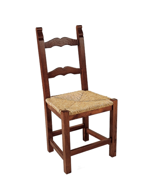 "Chair with two ""moved"" transoms"