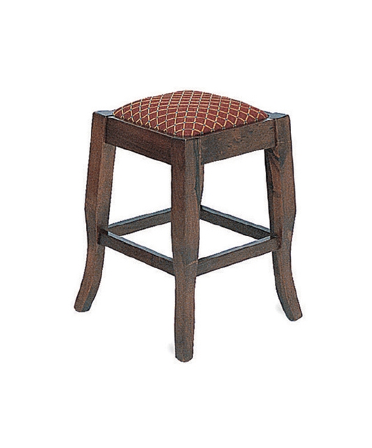Low upholstered stool '700