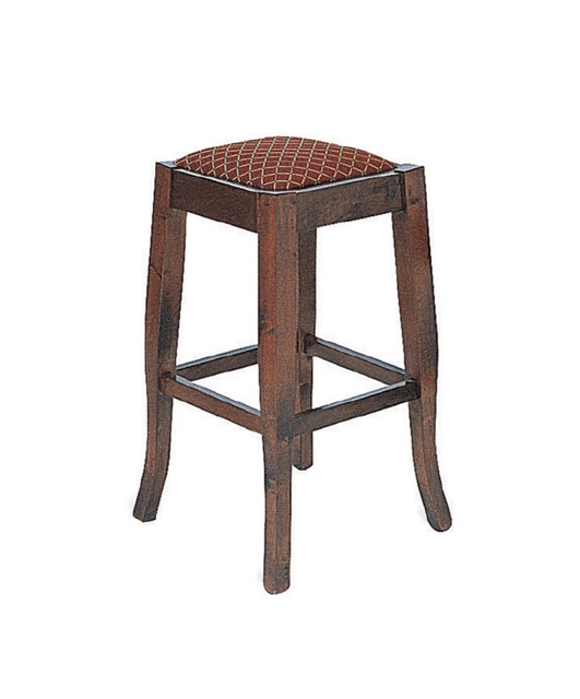 Medium upholstered 700 stool
