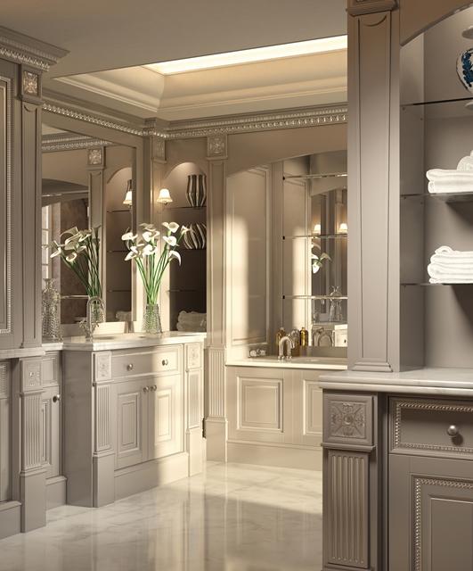 Regency Bathroom