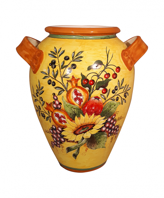 Mediterrean vase