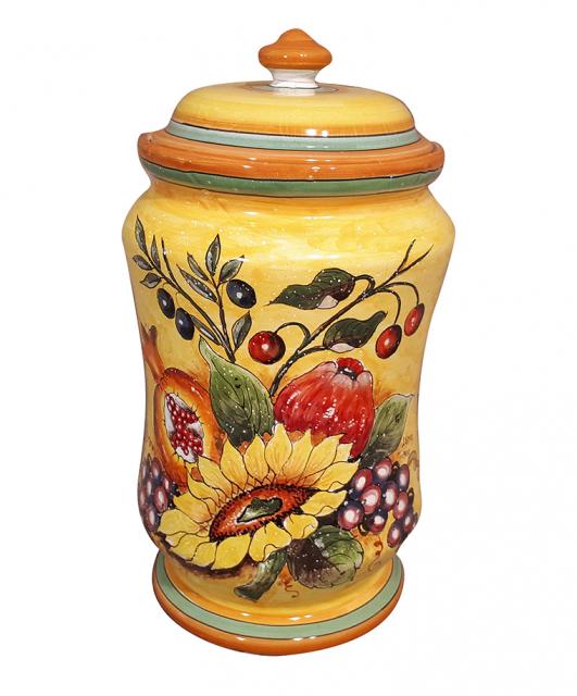 Mediterrean jar