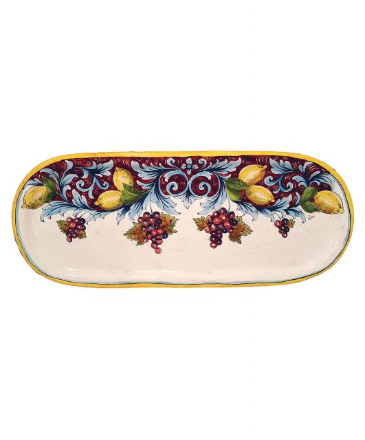 Liguria plate