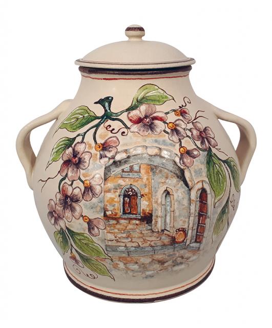 Borgo jar