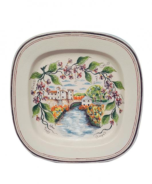 Borgo plate