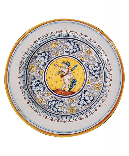 Angelo plate