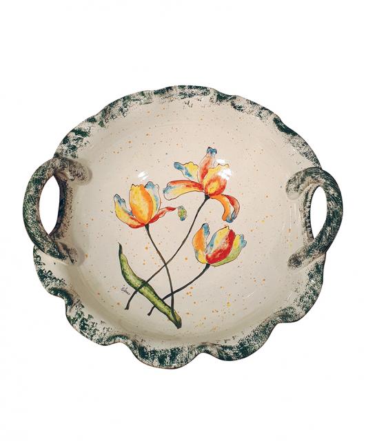 Tulipani centerpiece