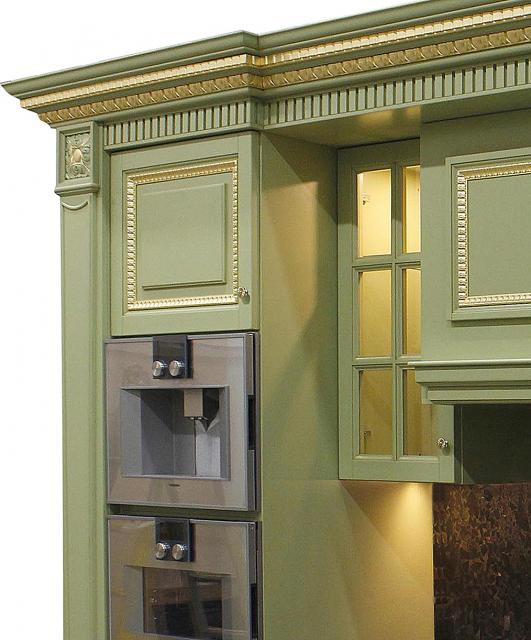 Regency style kitchen