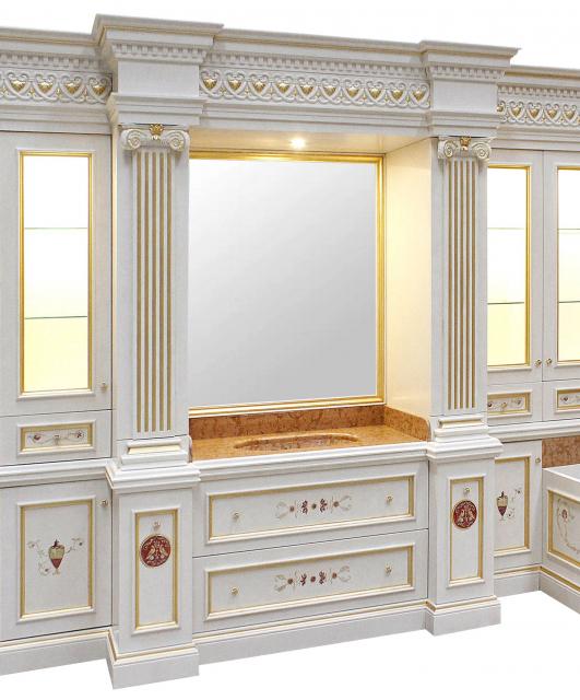 Whitehall style bathroom