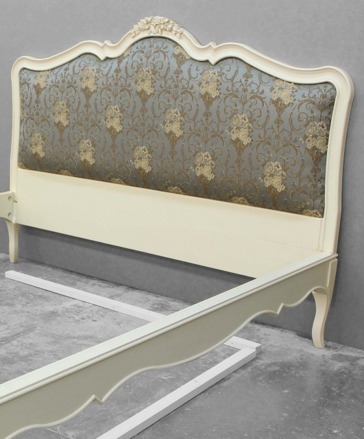 Customized double bed