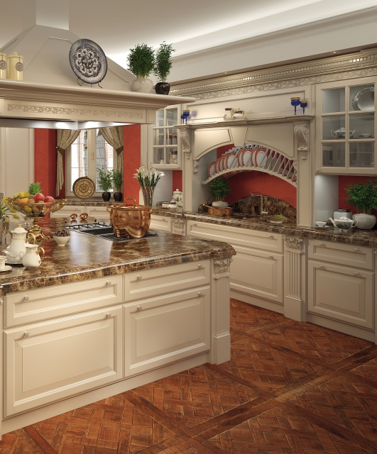 Osterley grey colour kitchen